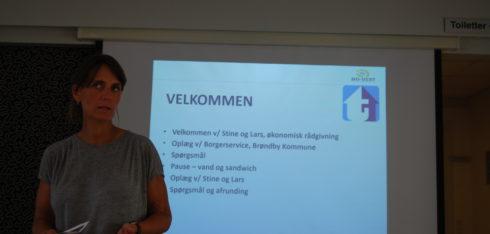 infomøde om k-reform