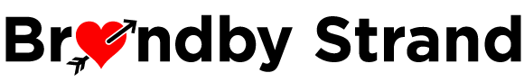 Brøndbystrand logo